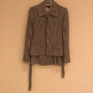 Anne Klein women's 2 piece suit